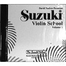 Suzuki CD n°1 violon