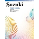 Suzuki accompagnement piano pour cahier violon 2