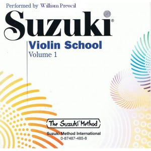 CD Suzuki violon n°7