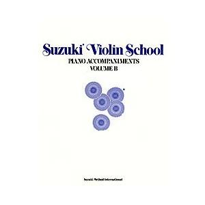 Suzuki accompagnement piano pour cahiers violon 6-10