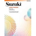 Suzuki Home Concert Piano Part revised edition