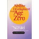 Ability Development frome Age Zero