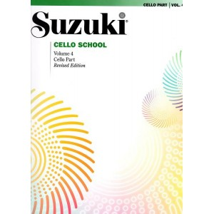 cahier violoncelle vol n°4 édition révisée