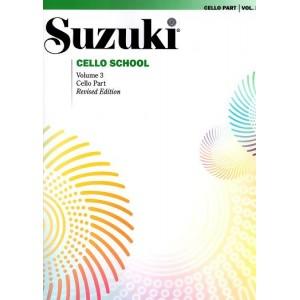 cahier violoncelle vol n°3 édition révisée