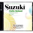 CD Suzuki violoncelle vol 3&4