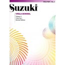 Suzuki cahier alto vol 3