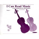 I can read music vol 1alto