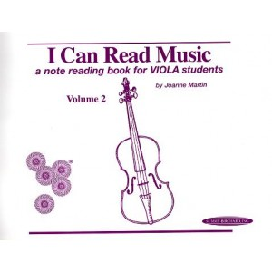 I can read music vol 2 alto