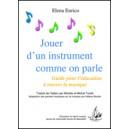 livre: Jouer d'un instrument comme on parle