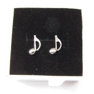 """boucles d'oreilles """"mini"""" motif  croche"""