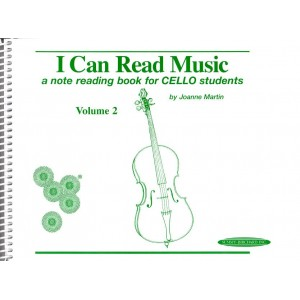 I can read Music Suzuki vol 2 Cello