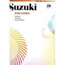 Suzuki ontrebasse vol 2 avec CD
