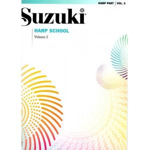 Suzuki cahier Harpe vol 2