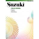 méthode Suzuki cahier 5 violoncelle